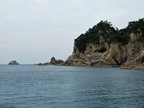 舞子岩~笹川流れ