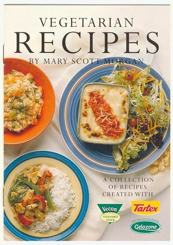 Vegetarian recipes from Tartex