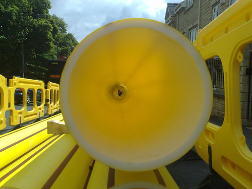Yellow pipe