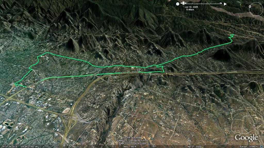 Ols Santa Fe Trail