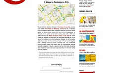 Candy Chang » Blog Archive » 5 Ways to Redesign a City_1245606930536