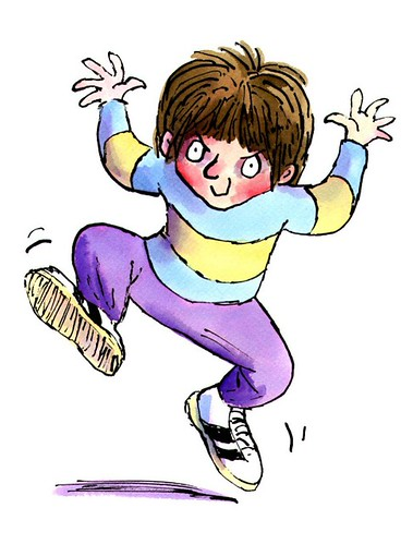 Review of the Day: Horrid Henry by Francesca Simon