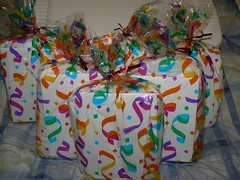 All gifts ready to go