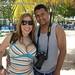 Grisbel Medina y Reynaldo