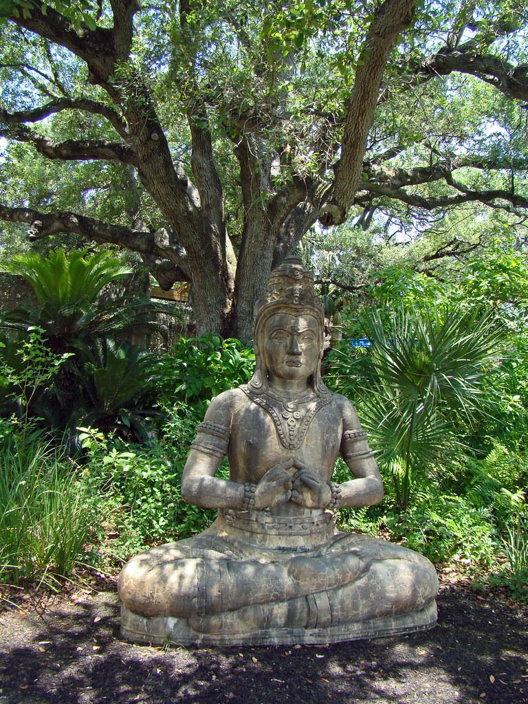 DSC06458 Tibetan Buddha Audubon Zoo