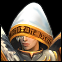 ArchAngel headshot from Heroes of Might and Magic 5