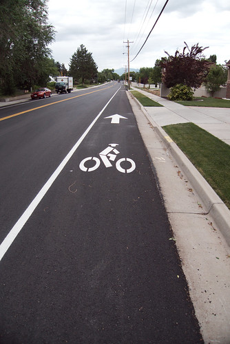 Bicycles-NorthSaltLakeCityBikeLane