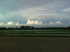 Afternoon clouds in Jiali