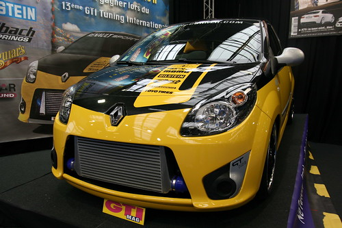 Ocean Twingo GTRS II by Car Modification.