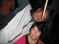 Tio Rafael and Tia Rosario