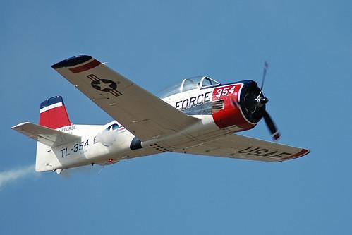 Warbird picture - T-28_Trojan