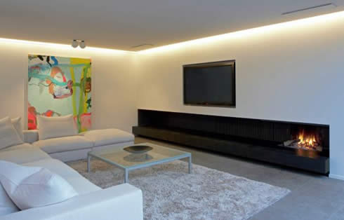 Family Rooms Design