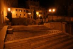 passeggiando per i vicoli di tivoli (roma) (titto1971) Tags: tivoli italia piazza notturno vicoli passeggiata panorami carit