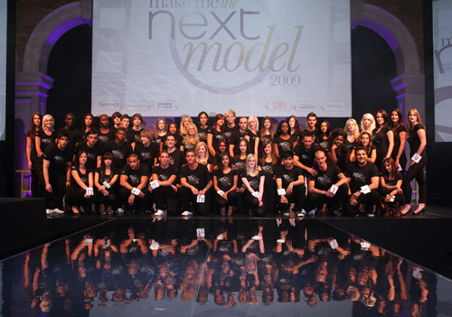 Next Model Contestants 2009