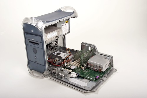 PowerMac G4 667Mhz (Graphite)