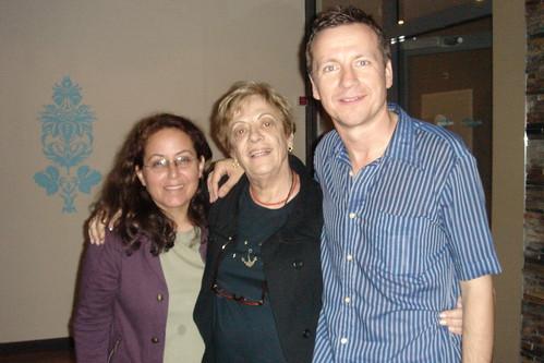 Alcione, Vilma, Juan von links 1