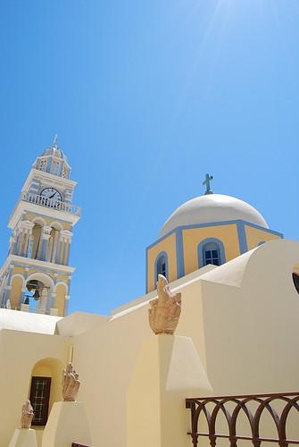 Iglesia Católica de Fira