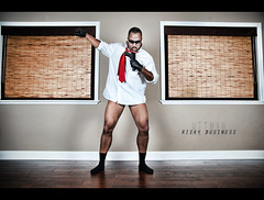 187/365 - RISKY BUSINESS - AGENT 47  STYLE (Arieseffects) Tags: portrait me self august shades 365 sliding 2009 woodfloor 9mm whiteshirt redtie hitman tdm creativelighting 365days explored agent47 strobist day187of365 yourphototips 5dm2 canon5dmarkii grizzelle 5dm2ii tomcruisel