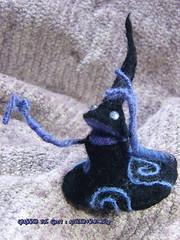 Grabber the Ghost / グラバー (borometz) Tags: art wool monster toy spirit ghost craft felt plush fantasy needlefelting legend mythology myth handcraft grabber ぬいぐるみ クラフト needlefelted 幽霊 神話 フェルト 伝説 羊毛 霊 ファンタジー ニードルフェルト 羊毛フェルト オバケ グラバー atelierborometz ハンドクラフト ニードルフェルティング アトリエバロメッツ 幻獣 羊毛アート
