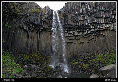 Cascada silícea