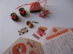 re-ment I Love Kyoto (Pinks & Needles (used to be Gigi & Big Red)) Tags: silly japanese miniatures rement addiction 687