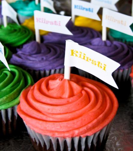 Kiirsti Cupcakes!