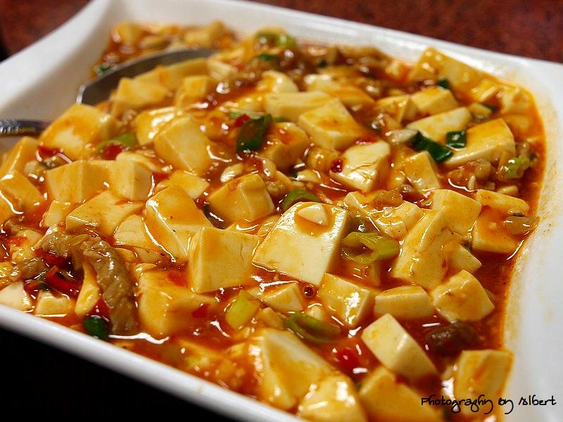 嘟嘟美食館:麻婆豆腐