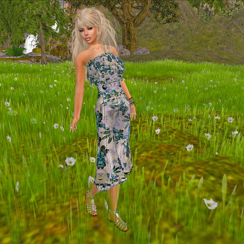 Counrtry Country Chic - Summer Pantsuit - NEW! from L`Abel