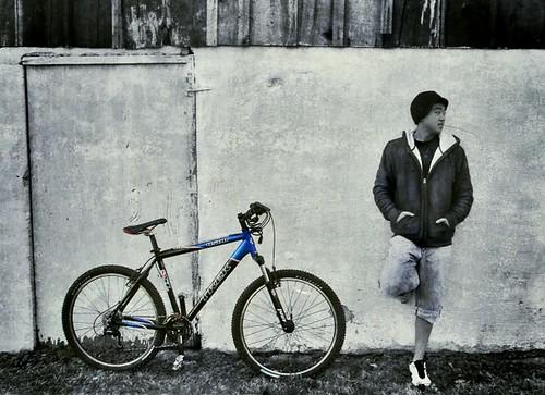 Barn and Bike II