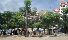 Hyderabad, India (anne dunne) Tags: india town shanty hyderabad