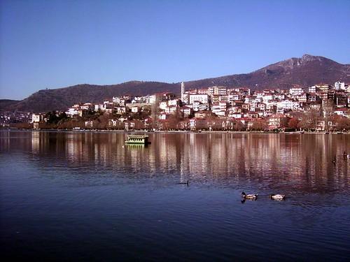 Δυτική Μακεδονία - Καστοριά - Δήμος Καστοριάς Νότια παραλία1
