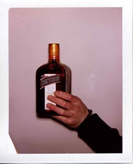 Cointreau (Luke Stephenson) Tags: up drunk polaroid mix drink cock it booze cocktails pissed tails alchol bigshot