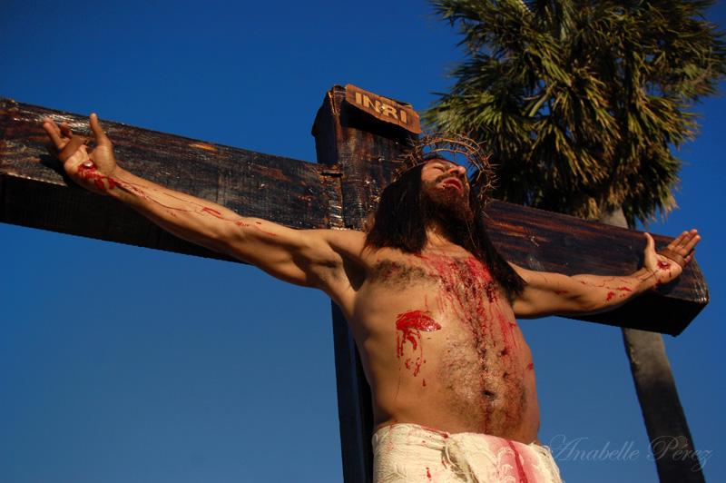 Jesús en Carnaval