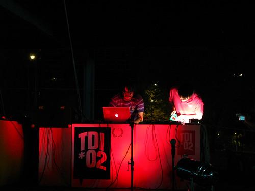 Rockerandola en la TDI 02