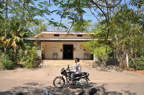 Pondicherry University - 餐廳