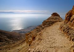 Pasaje por la montaa (GabrielFelipe) Tags: sea dead mar desert desierto ein gedi yehuda muerto 1735mm judean d80
