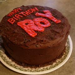 roy cake square