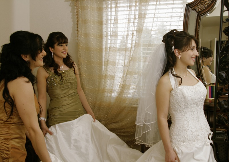 special traditions that are not practiced in other western weddings