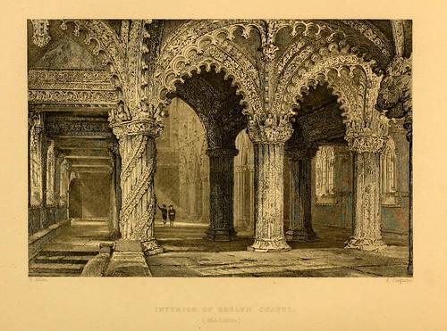 023- Interior de la capilla Roslyn