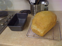 Sixth loaf: most normal looking yet!