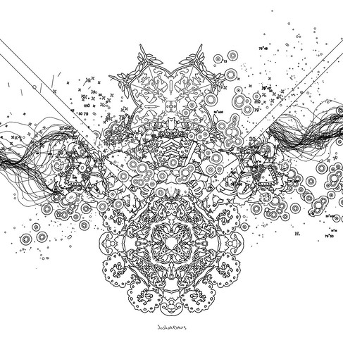 Artwork created by Joshua Davis