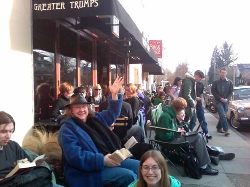 Battlestar Galatica at Bagdad Theater, Portland, Oregon