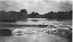 The Aegir, Morton Corner (tatrakoda) Tags: old england vintage river geotagged town postcard wave historic lincolnshire trent tidal gainsborough bore aegir 10millionphotos dn21 mortoncorner geo:lat=53412448 geo:lon=0789685