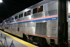 Amtrak Superliner Sleeping Car (cliff1066) Tags: railroad train washingtondc centennial dc washington track railway loco amtrak 100th locomotive unionstation railstation amtrac superliner sw1000r unionstationcentennial amtraksuperliner