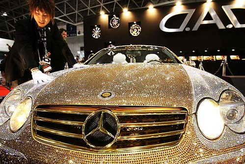 Luxury Benz