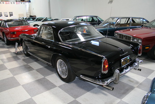 1961 maserati 3500 GT Touring