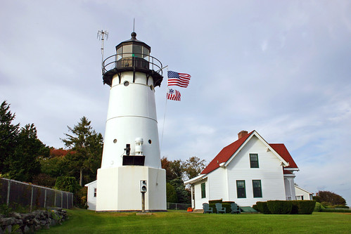 Warwick Lighthouse, Rhode Island