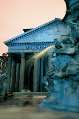 pantheon fountain (DeeDee Schroeder) Tags: italy rome fountain artofimages bestcaptureaoi piazadelpantehon