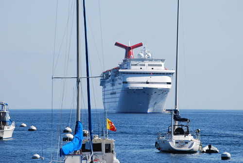 "Carnival ""Elation"" from Catalina"