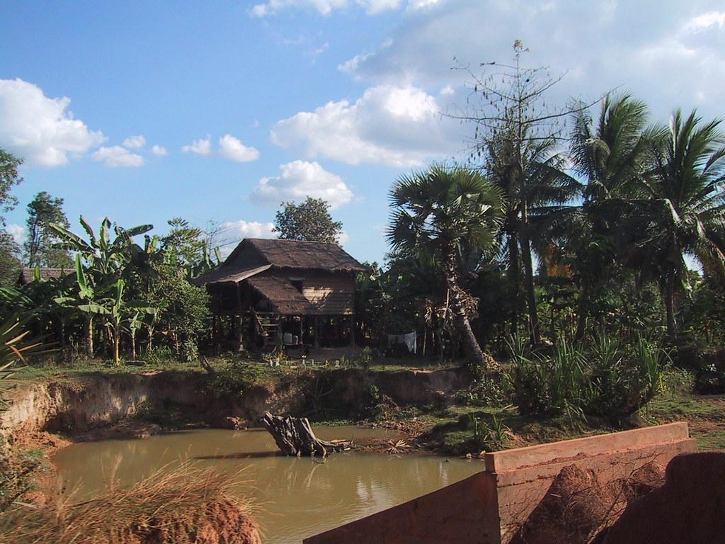 Rural life - Cambodia